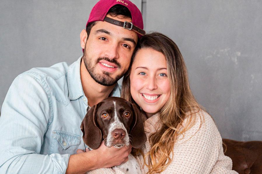 Michelle y Emilio & Luani